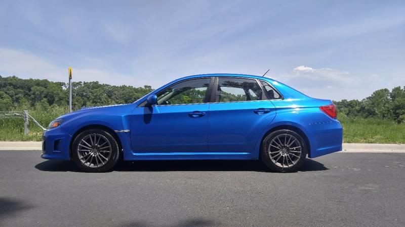 2011 Subaru Impreza AWD WRX 4dr Sedan - Prior Lake MN