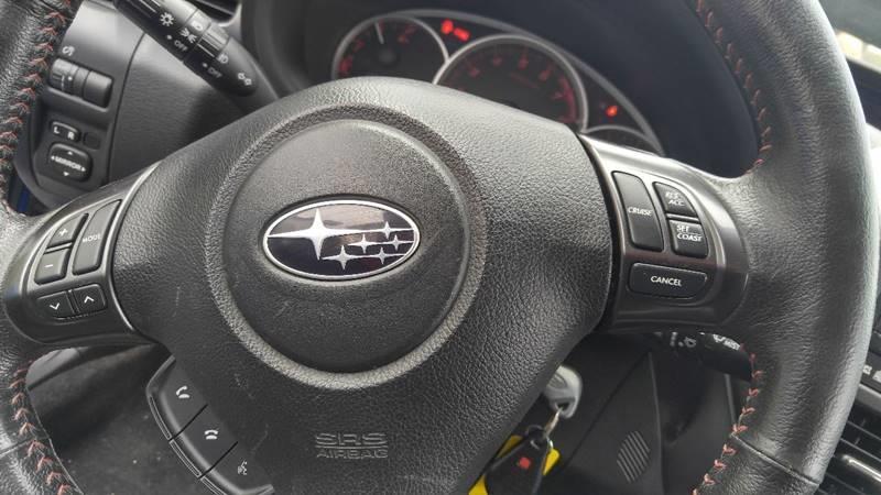 2013 Subaru Impreza AWD WRX 4dr Sedan - Prior Lake MN