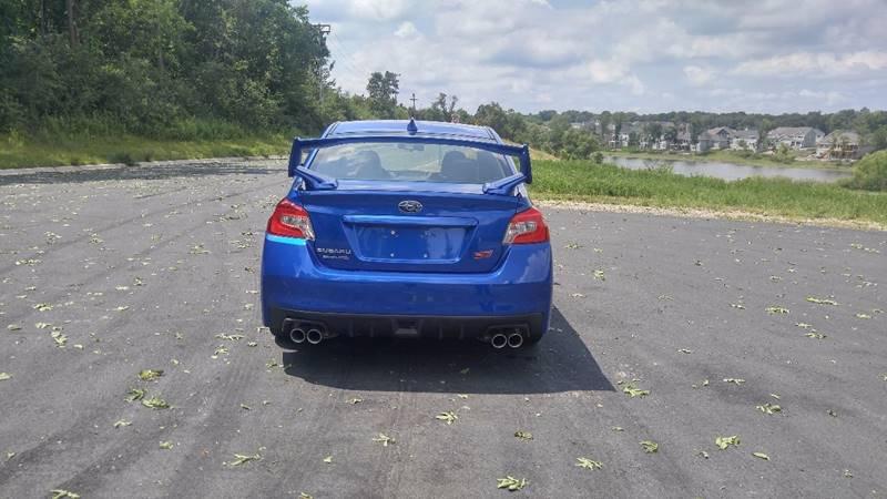 2015 Subaru WRX AWD STI Launch Edition 4dr Sedan - Prior Lake MN
