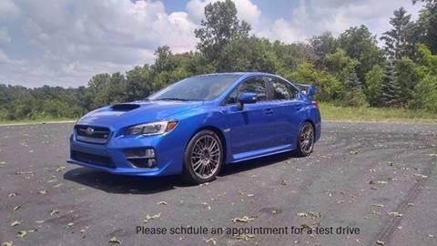 2015 Subaru WRX for sale in Prior Lake, MN