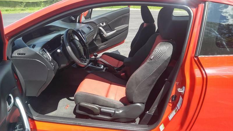 2015 Honda Civic Si 2dr Coupe - Prior Lake MN