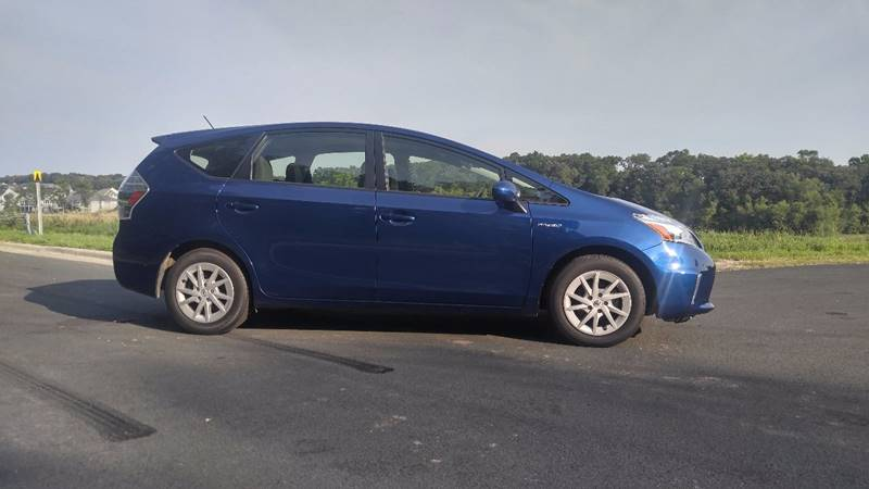 2013 Toyota Prius v Two 4dr Wagon - Prior Lake MN