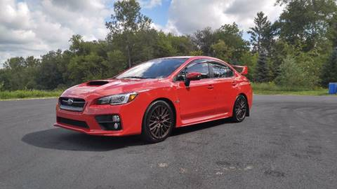2015 Subaru WRX for sale in Prior Lake, MN