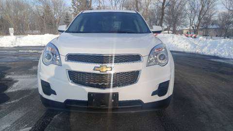 2017 Chevrolet Equinox for sale at Universal Motors in Prior Lake MN