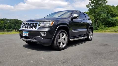 2013 Jeep Grand Cherokee for sale at Universal Motors in Prior Lake MN