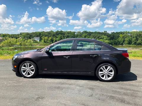 2015 Chevrolet Cruze for sale at Universal Motors in Prior Lake MN