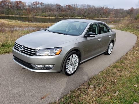2014 Volkswagen Passat for sale at Universal Motors in Prior Lake MN