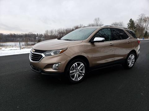 2018 Chevrolet Equinox for sale at Universal Motors in Prior Lake MN