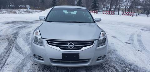 2012 Nissan Altima for sale at Universal Motors in Prior Lake MN