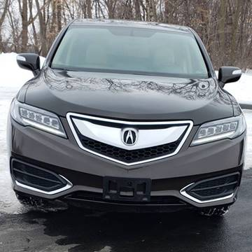 2016 Acura RDX for sale at Universal Motors in Prior Lake MN