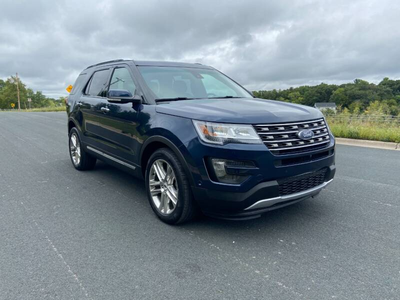 2016 Ford Explorer for sale at Universal Motors in Prior Lake MN