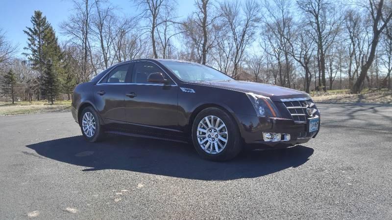 2010 Cadillac CTS AWD 3.0L V6 Luxury 4dr Sedan - Prior Lake MN