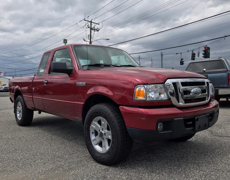 2006 Ford Ranger for sale at CT Auto Center Sales in Milford CT