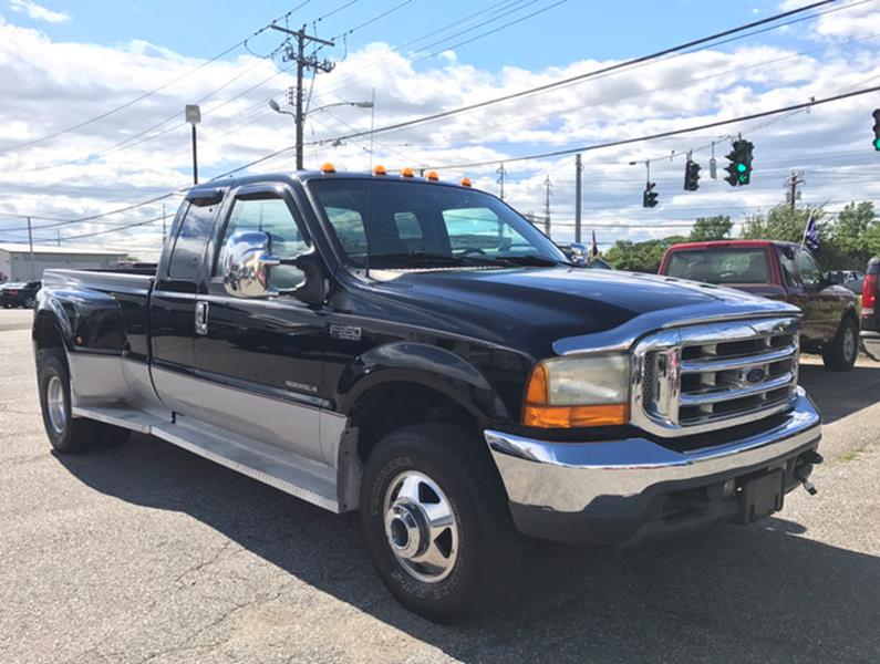 2001 Ford F-350 Super Duty for sale at CT Auto Center Sales in Milford CT