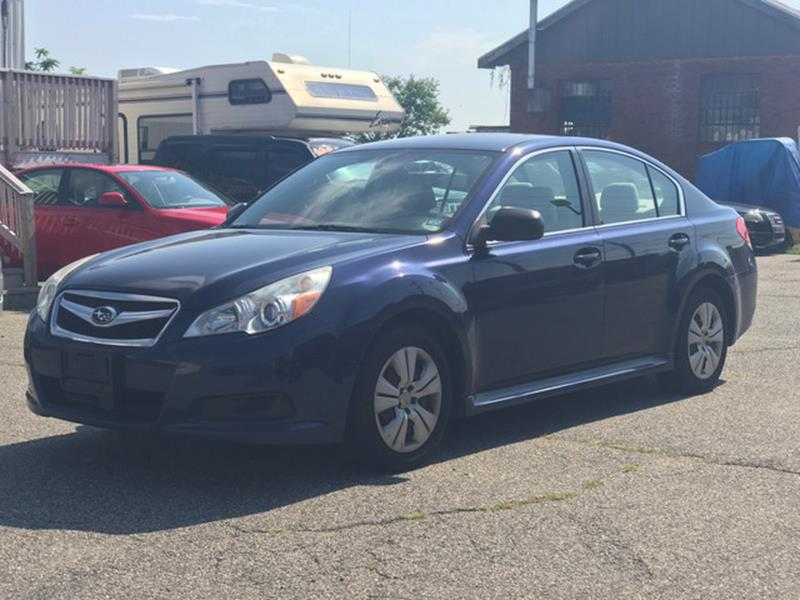 2011 Subaru Legacy for sale at CT Auto Center Sales in Milford CT