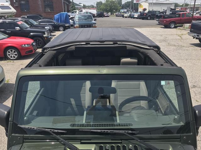 2007 Jeep Wrangler Unlimited for sale at CT Auto Center Sales in Milford CT