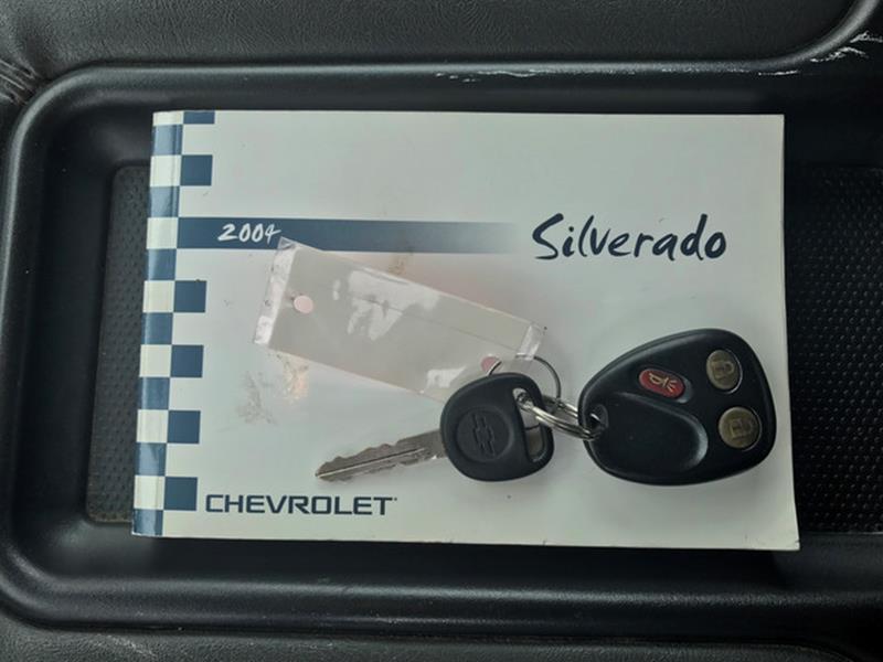 2004 Chevrolet Silverado 2500HD for sale at CT Auto Center Sales in Milford CT