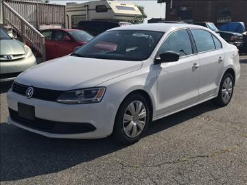 2011 Volkswagen Jetta for sale at CT Auto Center Sales in Milford CT