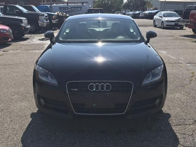 2008 Audi TT for sale at CT Auto Center Sales in Milford CT