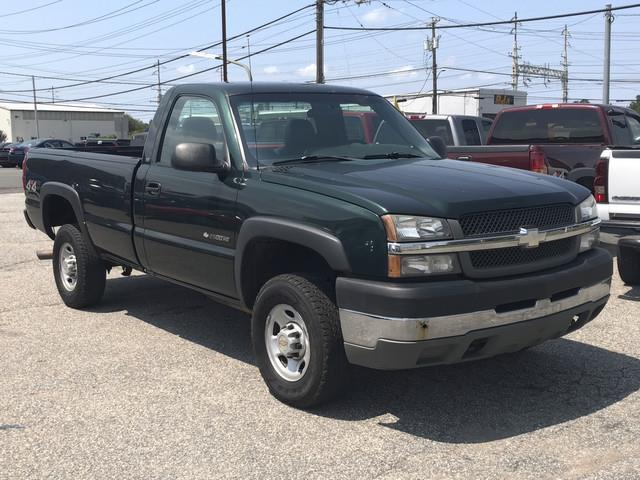 2003 Chevrolet Silverado 2500HD for sale at CT Auto Center Sales in Milford CT