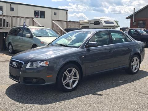 2008 Audi A4 for sale at CT Auto Center Sales in Milford CT