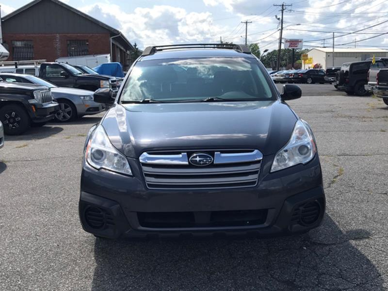 2013 Subaru Outback for sale at CT Auto Center Sales in Milford CT