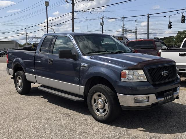 2004 Ford F-150 for sale at CT Auto Center Sales in Milford CT