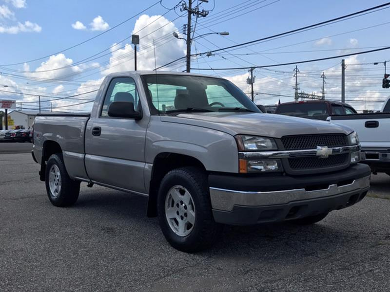 2005 Chevrolet Silverado 1500 for sale at CT Auto Center Sales in Milford CT