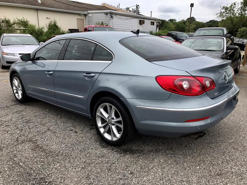 2009 Volkswagen CC for sale at CT Auto Center Sales in Milford CT