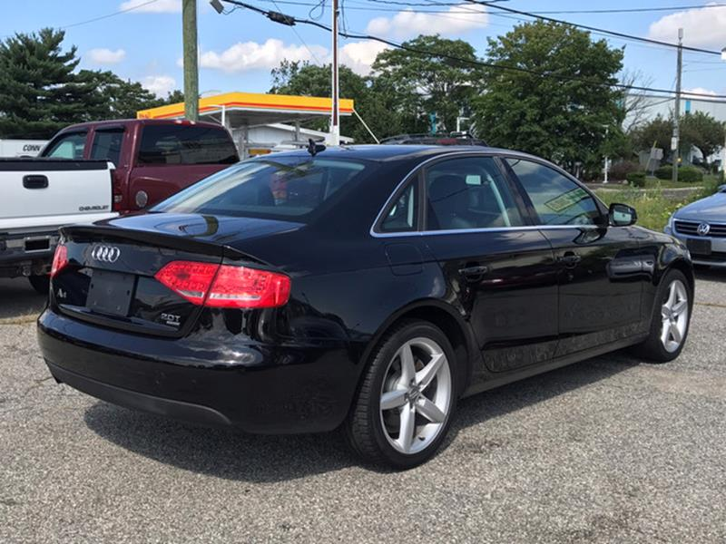 2012 Audi A4 for sale at CT Auto Center Sales in Milford CT