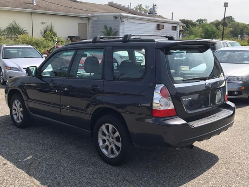 2008 Subaru Forester for sale at CT Auto Center Sales in Milford CT