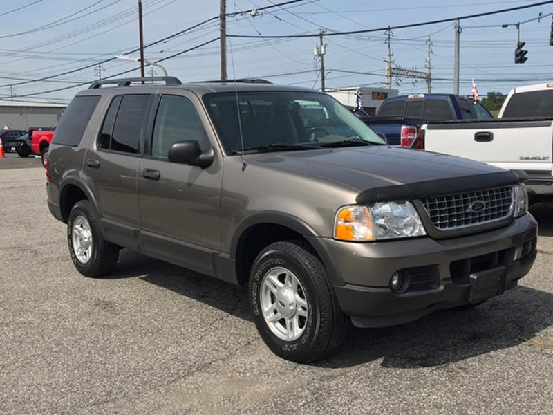 2003 Ford Explorer for sale at CT Auto Center Sales in Milford CT