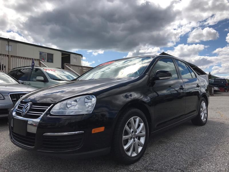 2010 Volkswagen Jetta for sale at CT Auto Center Sales in Milford CT