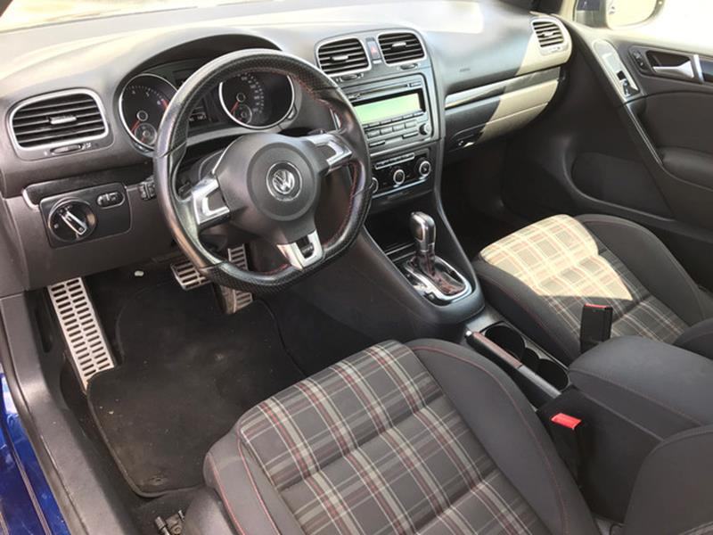 2012 Volkswagen GTI for sale at CT Auto Center Sales in Milford CT