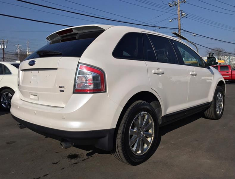2009 Ford Edge for sale at CT Auto Center Sales in Milford CT