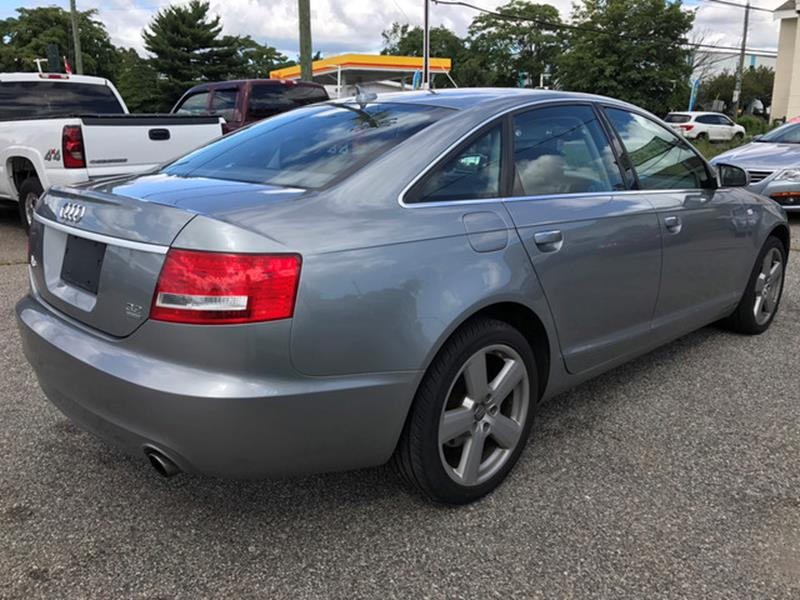 2008 Audi A6 for sale at CT Auto Center Sales in Milford CT