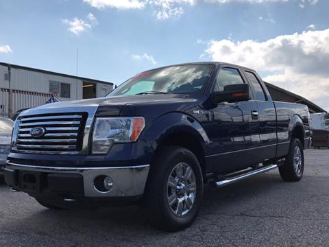 2010 Ford F-150 for sale at CT Auto Center Sales in Milford CT