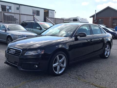 2012 Audi A4 for sale in Milford, CT