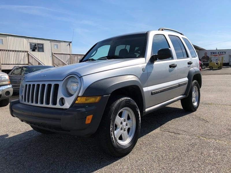 2007 Jeep Liberty For Sale At CT Auto Center Sales In Milford CT