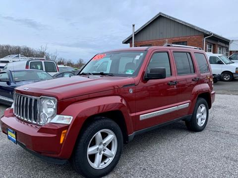 2012 Jeep Liberty for sale in Milford, CT