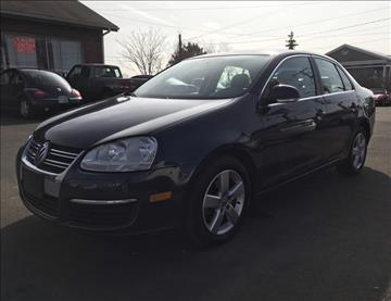2008 Volkswagen Jetta for sale at CT Auto Center Sales in Milford CT