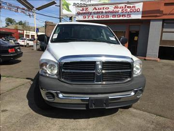 2007 Dodge Ram Pickup 1500 for sale in Happy Valley, OR