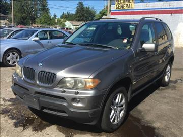 2004 BMW X5 for sale in Happy Valley, OR