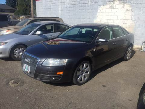2007 Audi A6 for sale in Happy Valley, OR