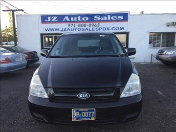 2006 Kia Sedona for sale in Happy Valley, OR