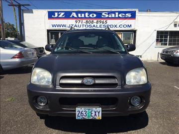 2005 Hyundai Santa Fe for sale in Happy Valley, OR