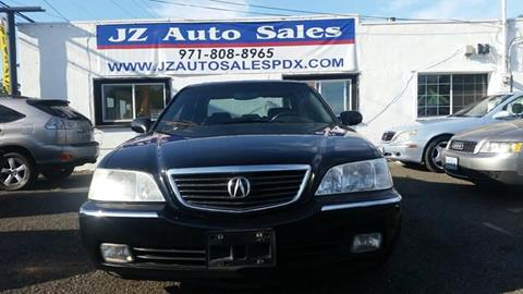 2004 Acura RL for sale in Happy Valley, OR