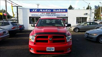 2012 RAM Ram Pickup 1500 for sale in Happy Valley, OR