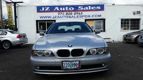 2001 BMW 5 Series for sale in Happy Valley, OR