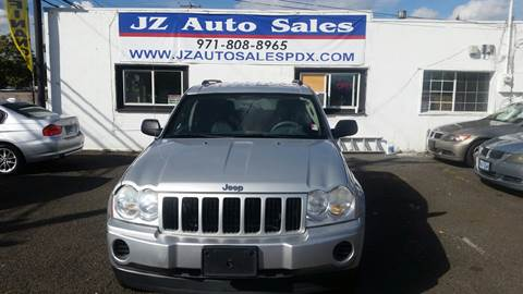 2006 Jeep Grand Cherokee for sale in Happy Valley, OR